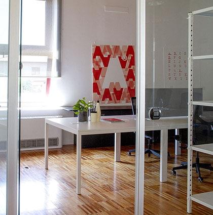ufficio privato fabbrica